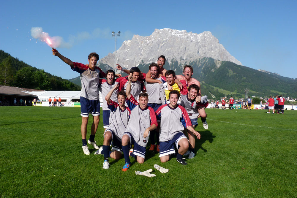 Turniersieger 2014 - No Martini No Party (Südtirol)